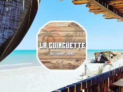Découvrez le restaurant La Guinguette, ce coin secret sur la plage de Ghar el Melah