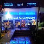 Rupture du jeûne au restaurant Gusto Del Mare