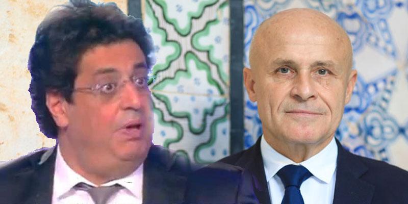 Poivre d'Arvor invite Habib Meyer à visiter sa terre natale la Tunisie