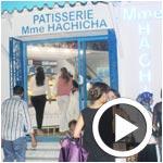 En vidéo et en photos : La nouvelle pâtisserie 'Madame Hachicha' à Sidi Bou Said