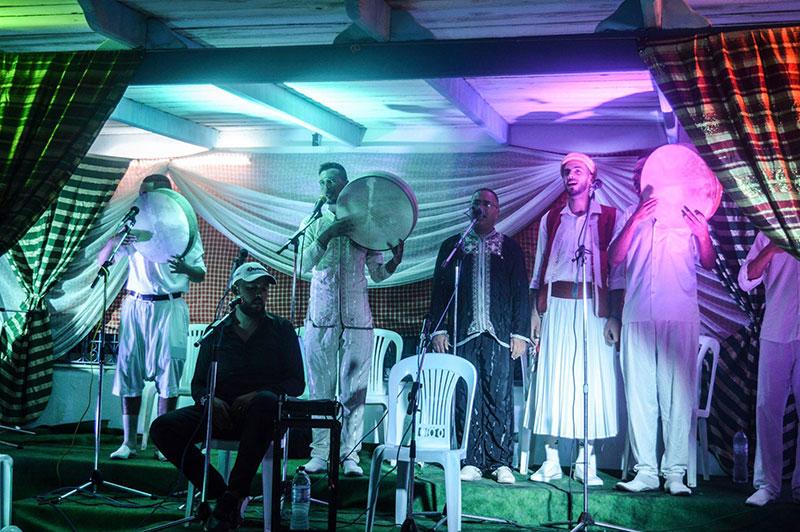 La Hadhra de Kerkennah au festival Damassa