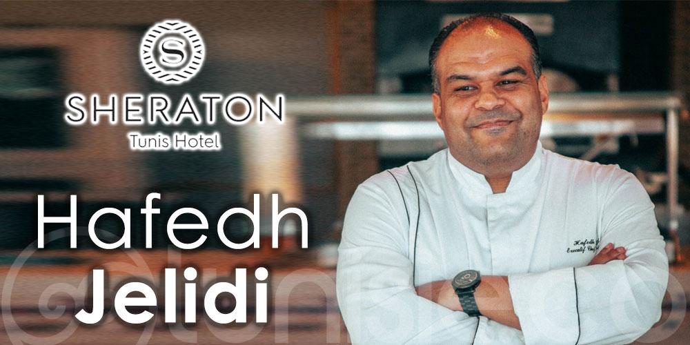 Dites bonjour au nouveau chef Exécutif du Sheraton Tunis Hotel