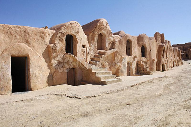 En photos : Ksar Hallouf, symbole d´originalité de l´architecture berbère