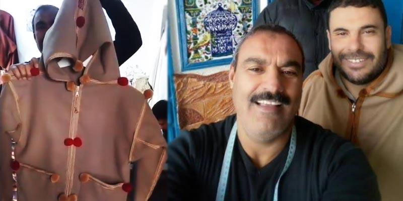 Rencontrez Am Hamadi, le tailleur de Kachabia et de Djebba de Kairouan