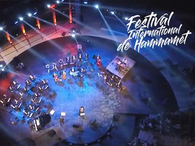 En vidéo : Le Festival de Hammamet raconte sa 54ème édition