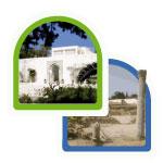 Carte de Hammamet