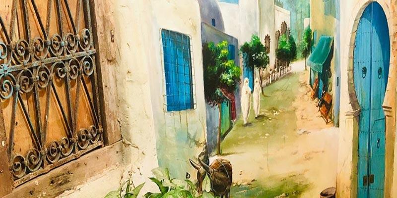 En photos :Le musée Dar Khadija un véritable parcours dépaysant à Hammamet