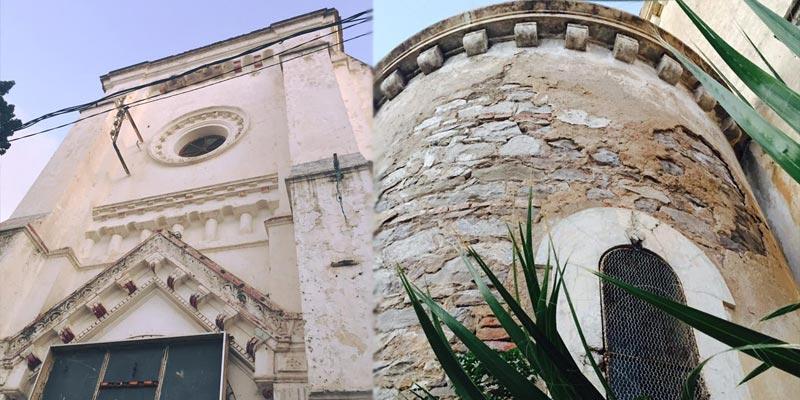 Balade en photos à Hammam Lif : Une église de quartier à découvrir