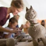 Atelier de poterie pour enfants, chez Hang'Art dimanche 10 mars