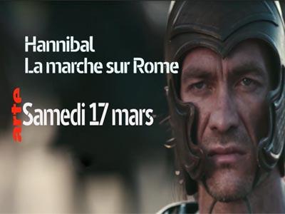 Découvrez la Bande-Annonce du documentaire 'Hannibal - La marche sur Rome'