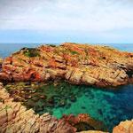 Randonnée et baignade aux grottes d´el Haouaria le 18 Septembre