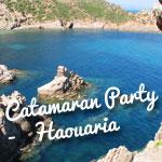 Catamaran Party à El Haouaria le 30 Août