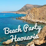 Beach Party à El Haouaria le 6 Septembre