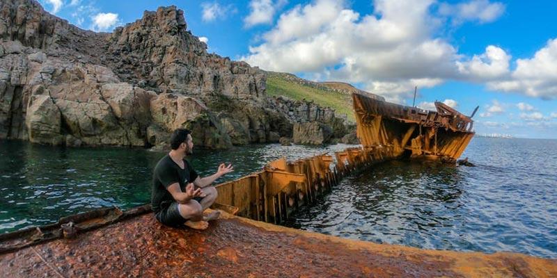 L'histoire émouvante de l'épave Asklipios à El haouaria