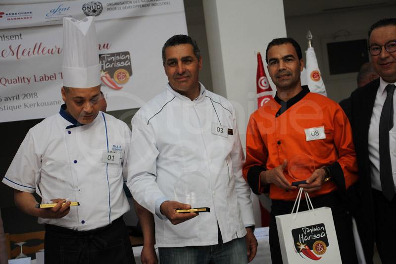 En photos : Concours du meilleur menu à base de Harissa Food Quality Label