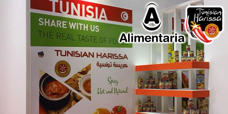En photos : La harissa tunisienne débarque en force au Salon Alimentaria Barcelone