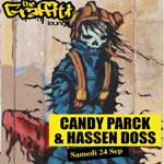 Hassen Doss au Graffiti Lounge le samedi 24 Septembre
