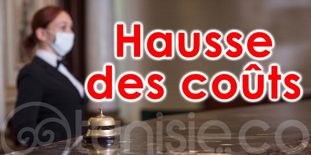 Hausse des coûts de 10 jours de confinement dans un hôtel en Tunisie