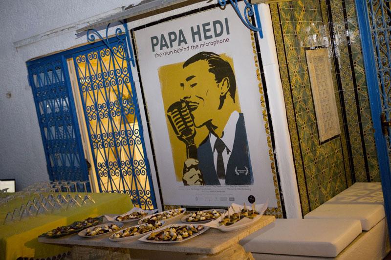 Retour en photos sur l'avant première du film PAPA HEDI