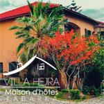 En photos : Villa Hejra, une nouvelle maison d´hôtes à Tabarka