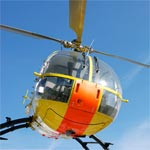 Prochainement des hélicoptères touristiques en Tunisie