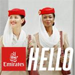 Tarifs spéciaux d'Emirates jusqu'au 22 janvier pour des vols toute l'année