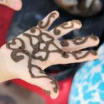 Henné en Tunisie