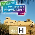 La maison d'hôtes Dar Hi à Nefta nominée pour les Trophées du Tourisme Responsable !