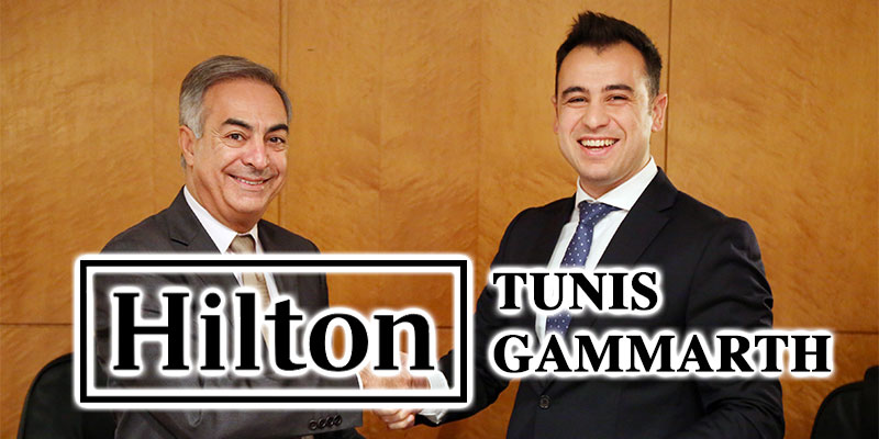 Exclusif : Hilton et le Groupe Alliance officialisent l'accord du Hilton Tunis Gammarth