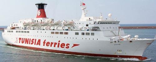 Freeshop à bord des bateaux de la CTN