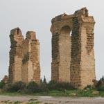 Les Hnaya de Zaghouan ou les Aqueducs romains, pourquoi pas l'une des 7 merveilles du monde !
