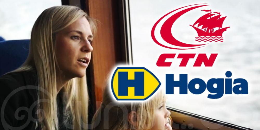 La CTN adopte le nouveau système de réservation HOGIA