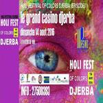 3ème édition du Holi Festival of Colors le 14 Août à Djerba