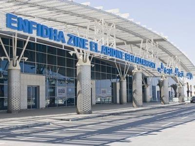 Premier vol de touristes hollandais arrivé à l'aéroport international d'Enfidha-Hammamet