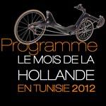 Programme du Mois de la Hollande en Tunisie du 15 avril au 15 mai 2012