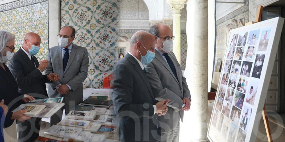 وزير الشؤون الثقافية بالنّيابة يشرف على فعالية إحياء ذكرى أربعينية الباحث عبد الرحمان أيّوب
