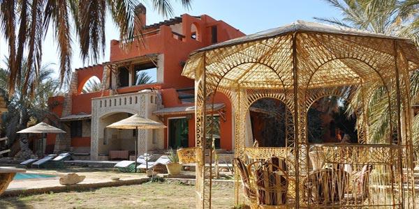 Dar Horchani à Tozeur, la charmante maison d'hôte aux vergers de la palmeraie