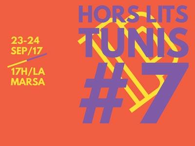 7ème édition du Hors-Lits Tunis à la Marsa, les 23 et 24 Septembre