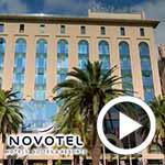 En vidéo : Le Novotel Tunis comme vous ne l'avez jamais vu