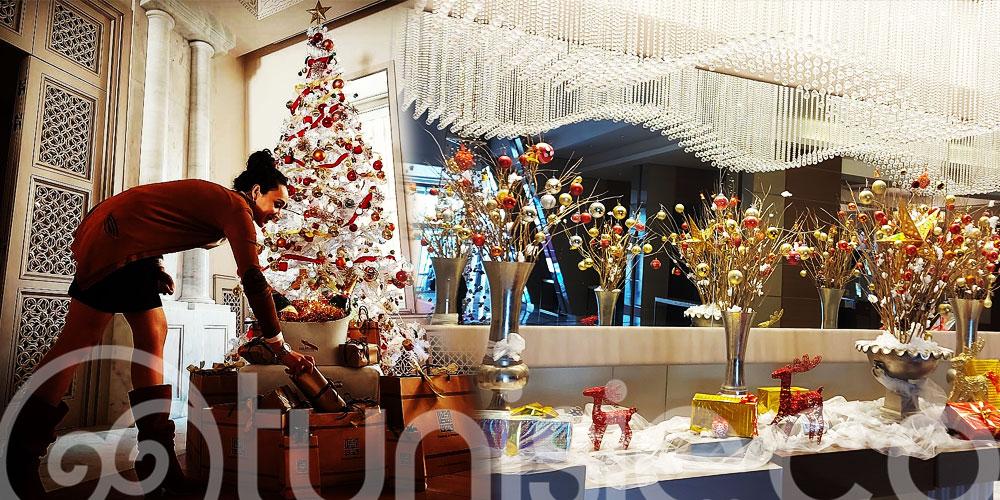 Ça commence à sentir Noël aux hôtels tunisiens !