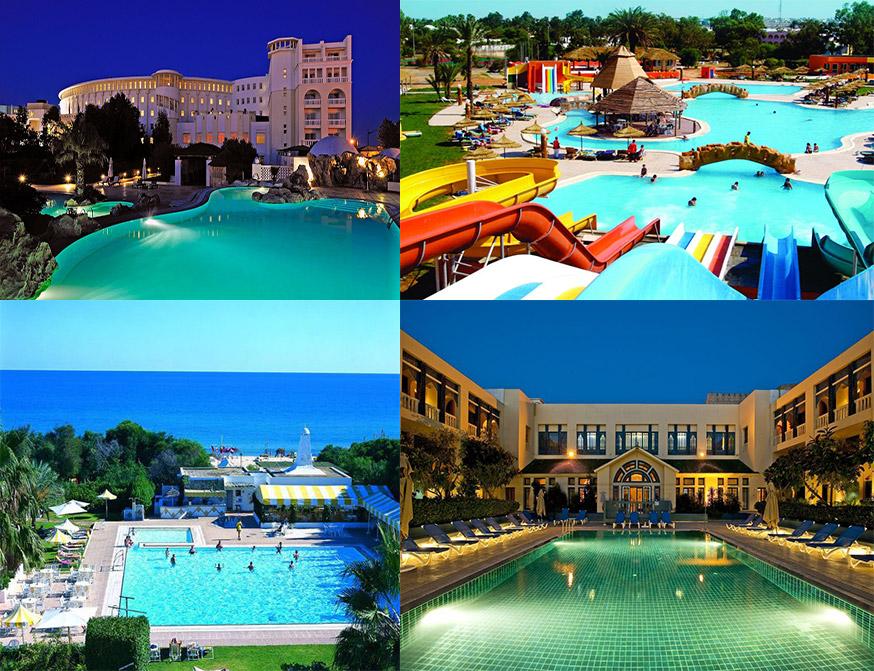 Un nouveau système de classement des 587 hôtels de Tunisie