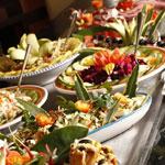 Buffet pour la rupture du jeûne au Tunis Grand Hotel