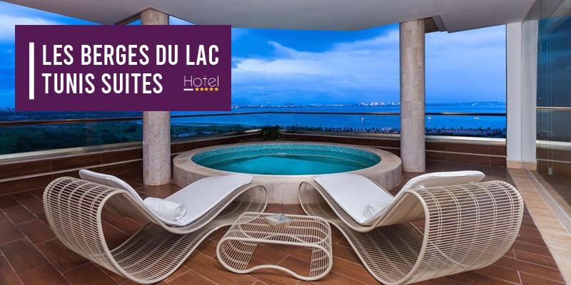 Hôtel Les Berges du Lac Tunis Suites vous propose la formule Take Away