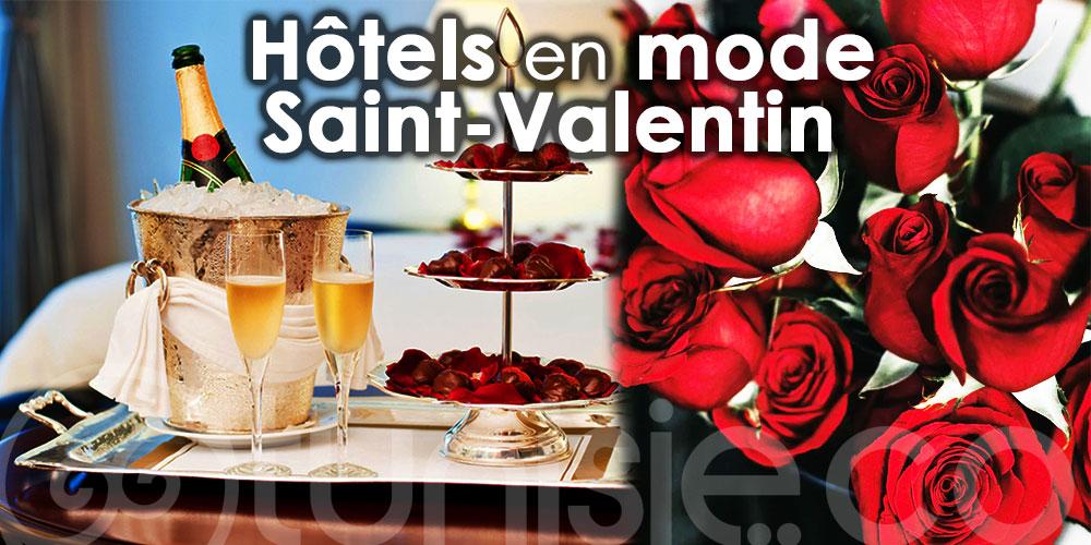 Surprenez votre partenaire pour une Saint-Valentin dans les meilleurs hôtels !