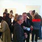 En photos : le vernissage de l'expo Hriga à la galerie Ammar Farhat
