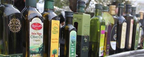 Huile d'olive conditionnée: une action de promotion sur le marché local