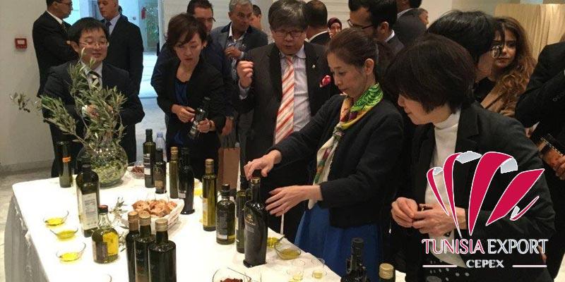 L'huile d'olive tunisienne à la conquête du marché japonais