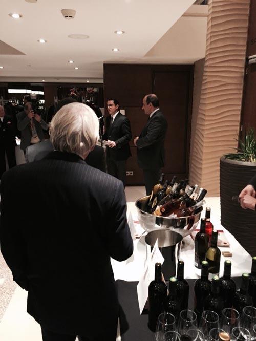 En photos : L'huile d'olive et les vins tunisiens à la Haye