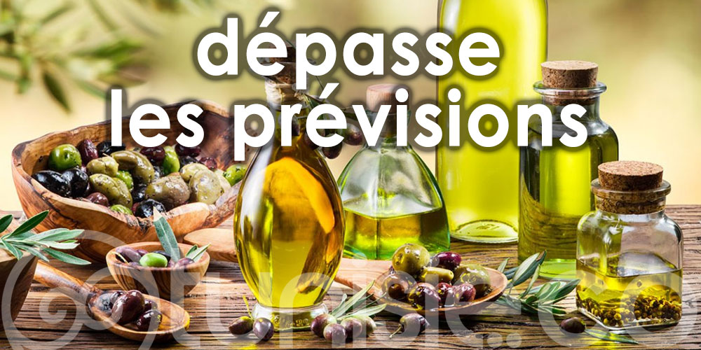 L'huile d'olive tunisienne s'exporte bien !