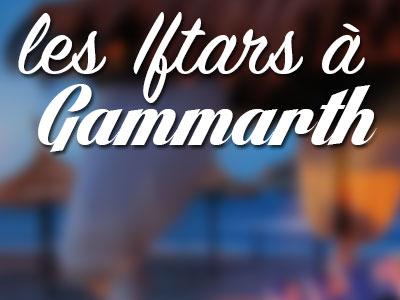 Liste des Iftars à Gammarth